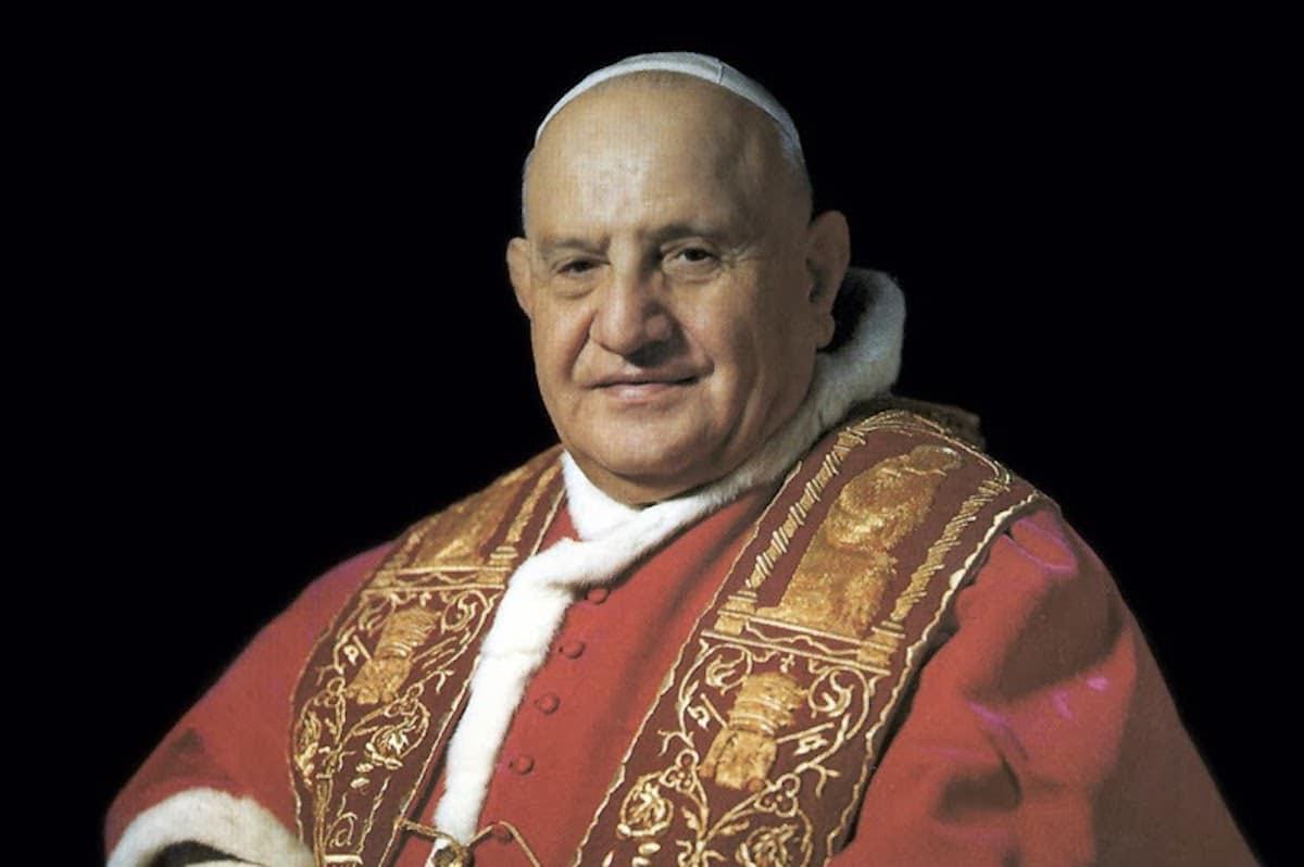 San Juan XXIII, el Papa Bueno.