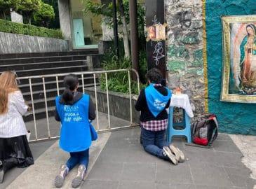 40 Días por la vida: la pandemia no detiene la campaña