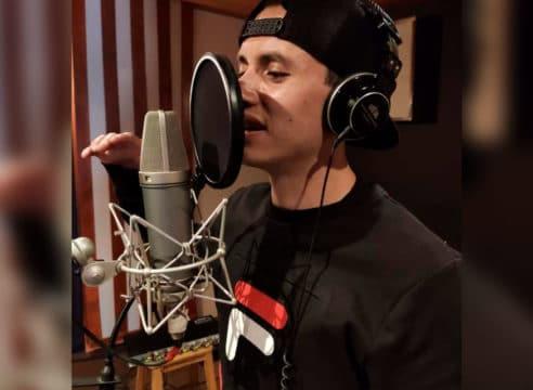 Eder Chávez, el rapero que pone su talento al servicio de Dios