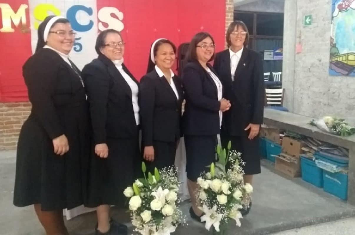 Las religiosas scalabrinianas celebran 125 años de fundación