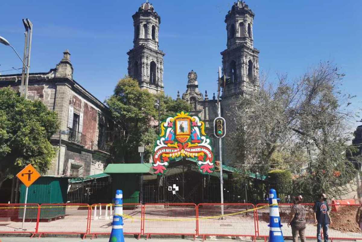 ¿Por qué abrieron las puertas de San Hipólito? Arquidiócesis responde