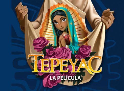 Encomendaron 'Tepeyac' a la Virgen, ¡y así avanza la película animada!