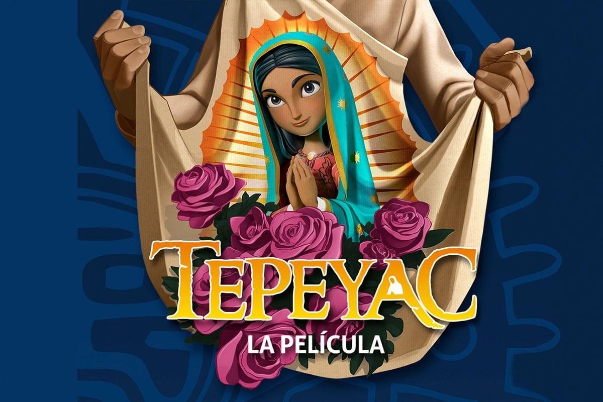 Tepeyac es una coproducción México-España que busca dar a conocer al mundo el Acontecimiento Guadalupano.