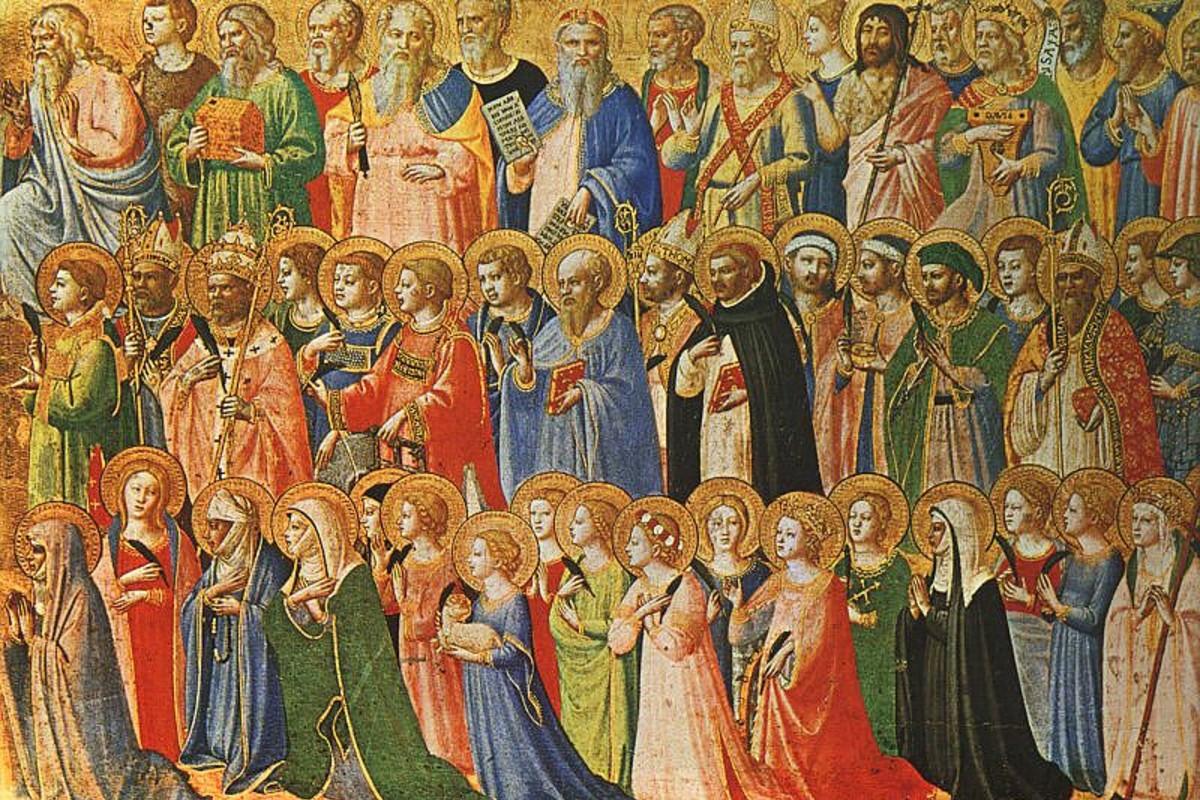 Guía para orar en familia en la Solemnidad de Todos los Santos