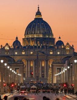 ¿Quién fundó la Iglesia Católica?
