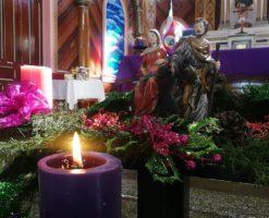 4 virtudes para cultivar este Adviento: la fe (primera de 4 partes)
