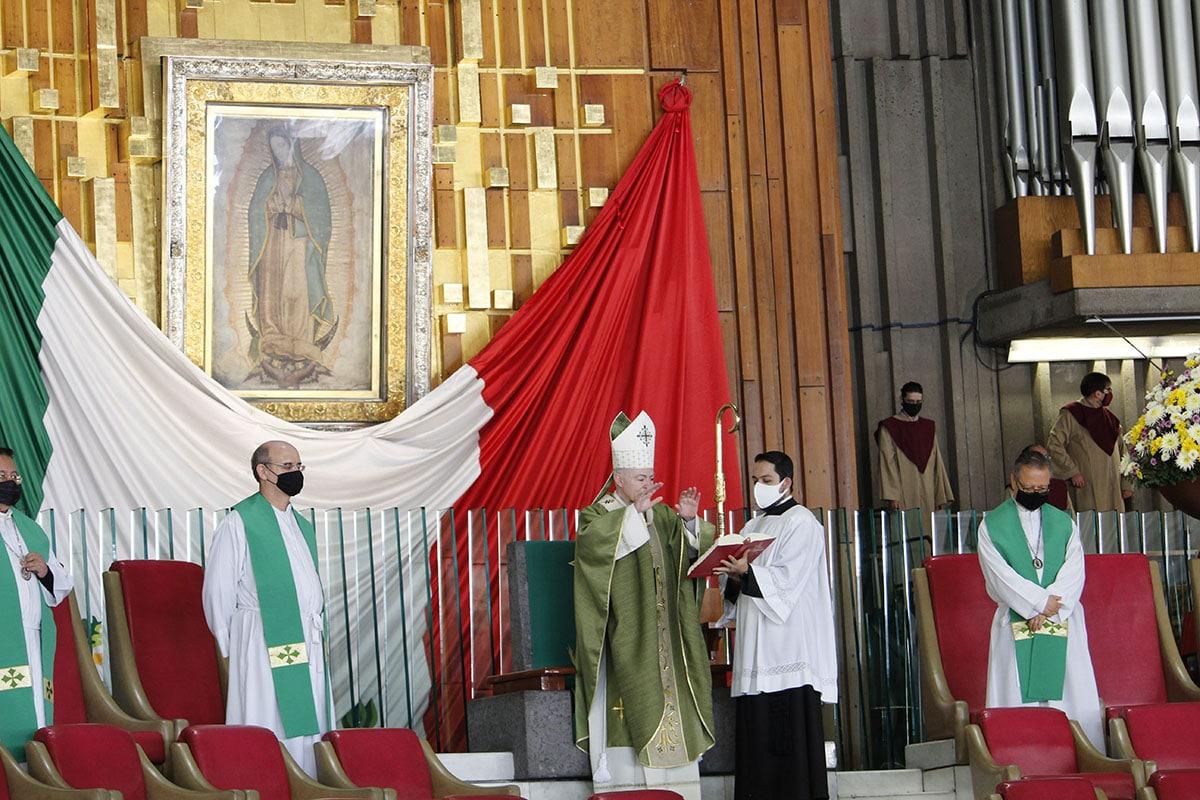 Homilía del Arzobispo Carlos Aguiar en el cierre de la Megamisión 2020