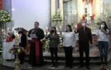 Laicos se consagran a la Virgen de Guadalupe, y el Papa los bendice