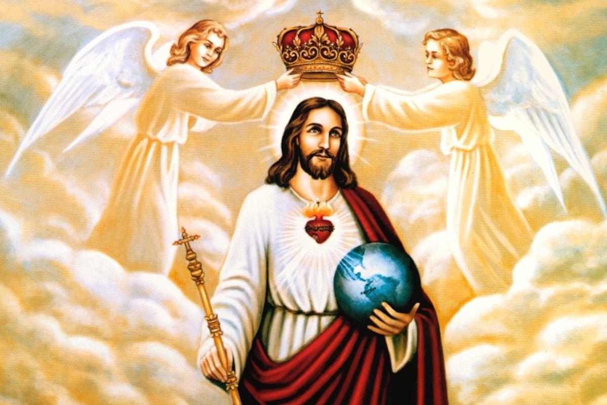 Solemnidad de Cristo Rey.