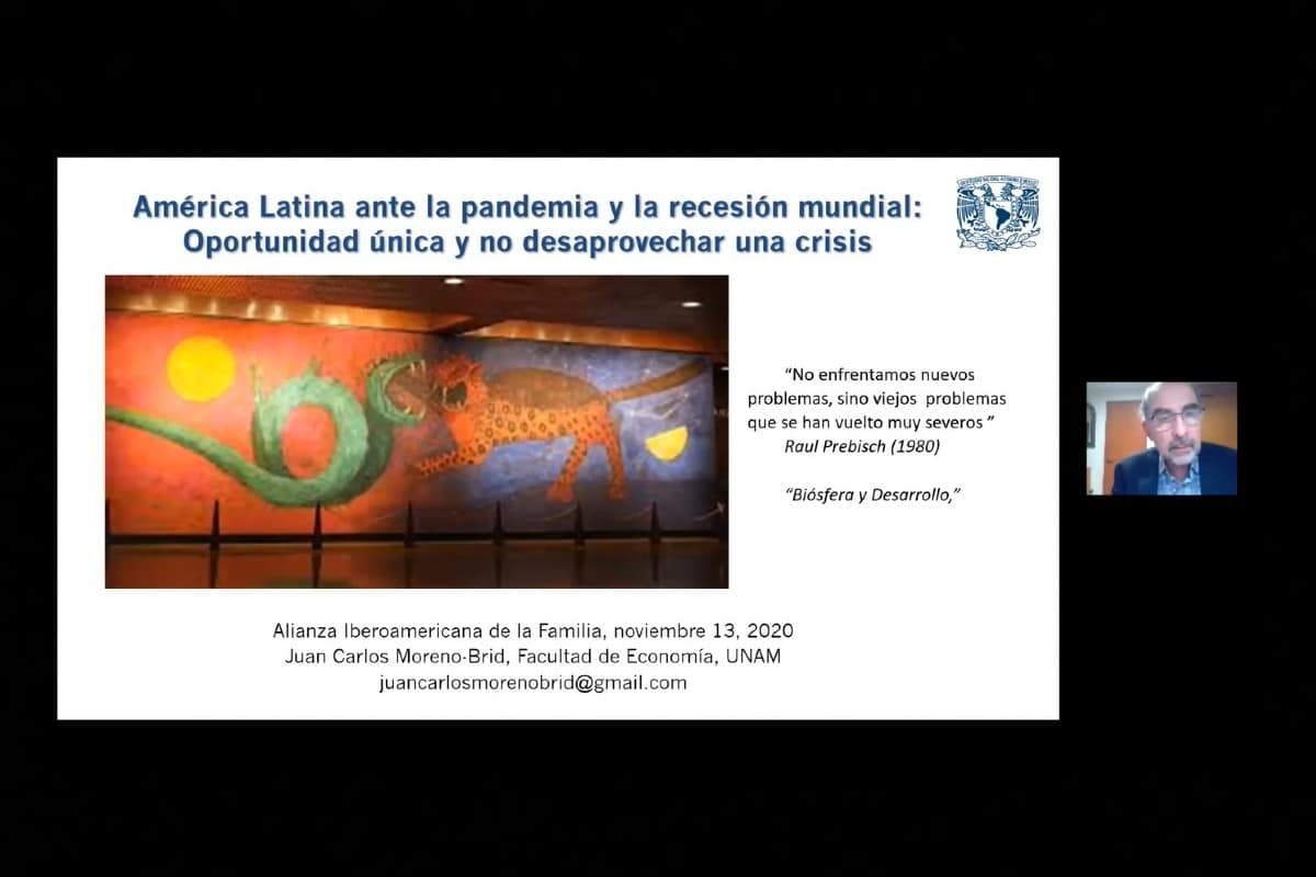Cumbre Iberoamericana de la Familia.