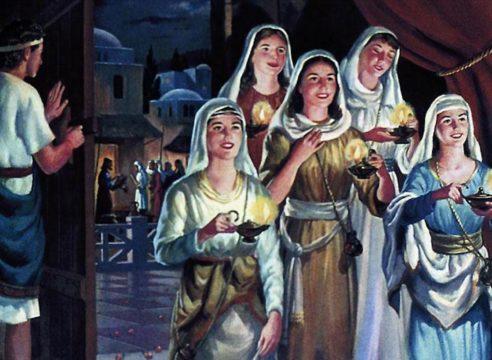 Comentario al Evangelio: ¡Seamos previsores!