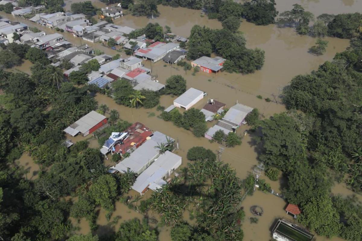 CEM lanza llamado de emergencia por inundaciones en el sureste