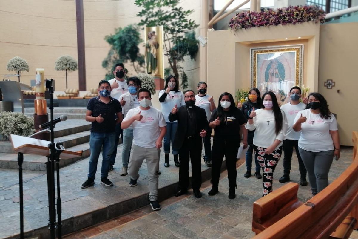Los Obispos Auxiliares participarán en las 72 horas de la Megamisión