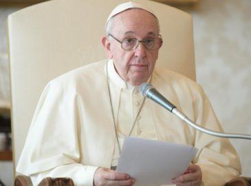 Las 4 'coordenadas' de la Iglesia, según el Papa Francisco
