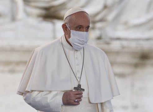 3 razones del Papa Francisco para ponerse la vacuna contra el Covid-19