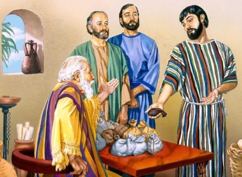 Parábola de los talentos: ¿Qué nos dice de la vida eterna?