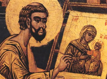 ¿Un apóstol pintó el primer retrato de la Virgen María?