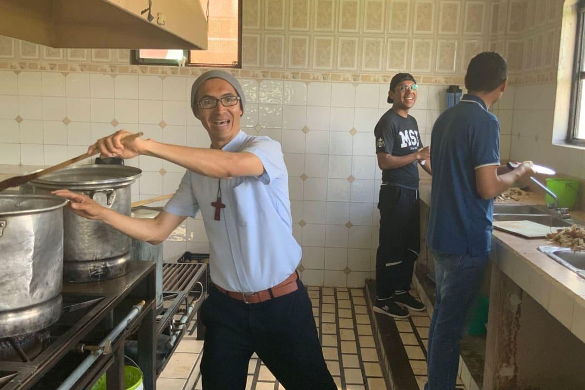 Saul Rodríguez. Foto: Corteía.