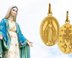 ¿Qué significa la imagen de la Virgen de la Medalla Milagrosa?