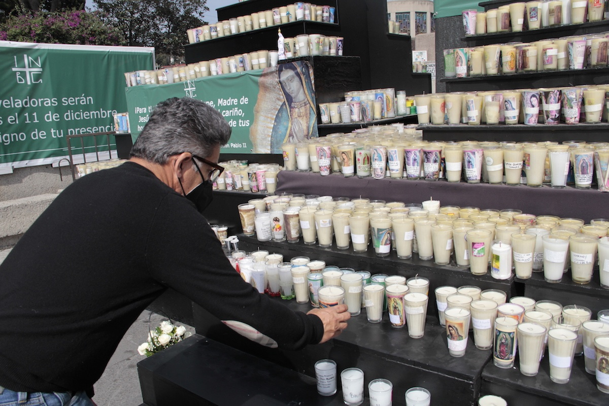 Basílica encenderá miles de velas, como signo de la presencia de fieles