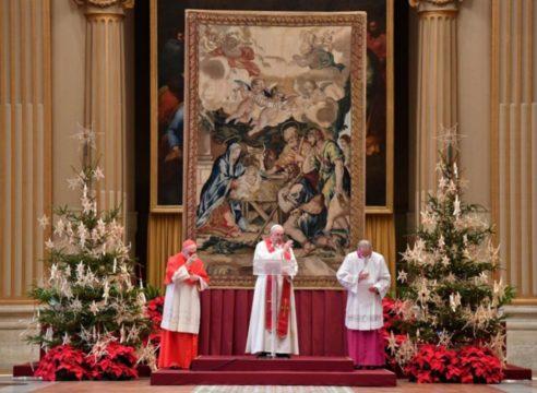Urbi et Orbi: El Papa Francisco bendice al mundo el día de Navidad 2020