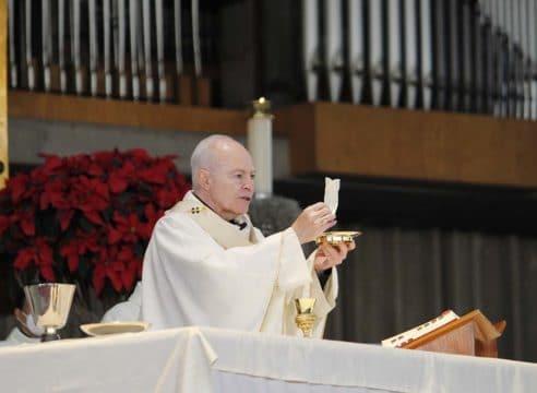 Homilía del Arzobispo Aguiar: Mirar el futuro a la luz de la fe