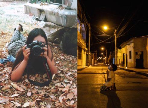 Fotógrafa, peruana y doblemente guadalupana