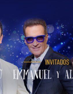 De la Mora, Emmanuel y Acha se unen en concierto contra la leucemia