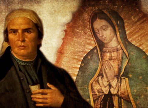 Morelos rezó ante la Virgen de Guadalupe antes de ser fusilado