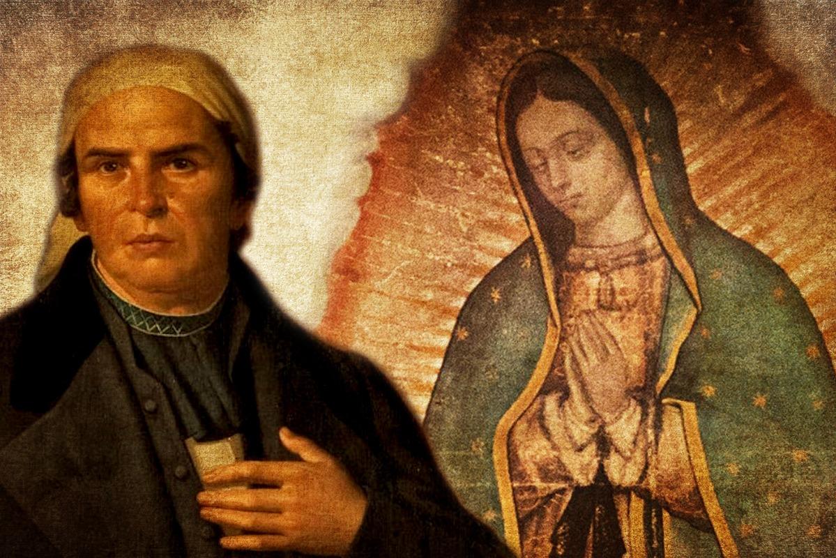 El caudillo José María Morelos y Pavón fue devoto de la Virgen de Guadalupe hasta su último día.