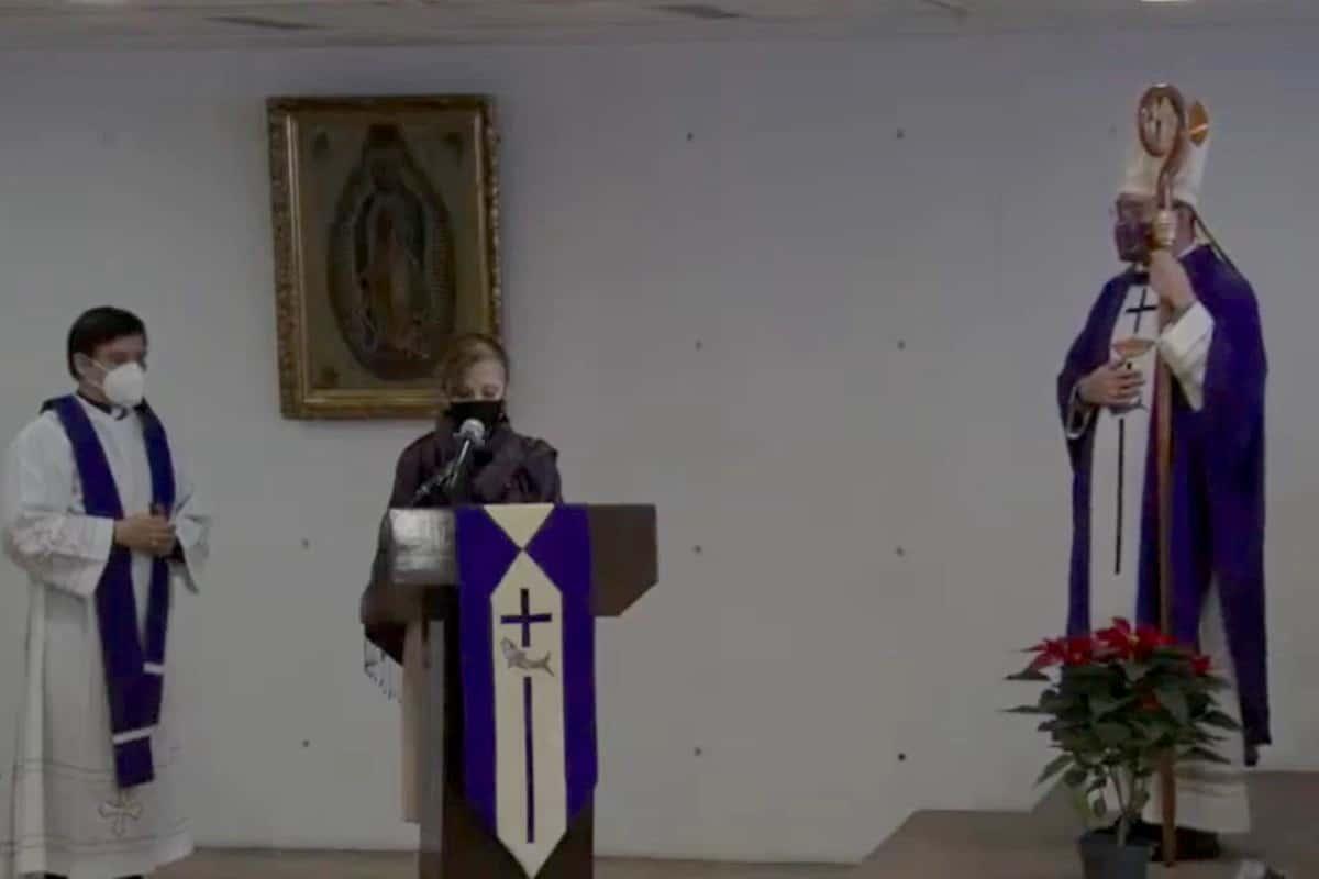 El Arzobispo Primado de México nombra a una mujer en un puesto clave