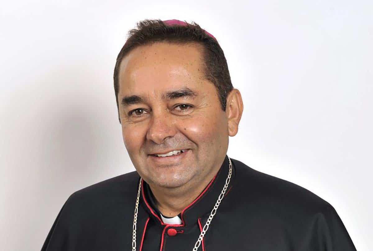 Monseñor José Armando Álvarez Cano, Obispo de Tampico. Foto: CEM/Twitter.
