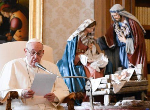 """Papa Francisco: """"El que odia no puede rezar"""""""