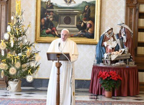 Las tres palabras del Papa Francisco para la unidad en la familia