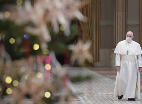 'Todos hermanos': Mensaje de Navidad 2020 del Papa Francisco