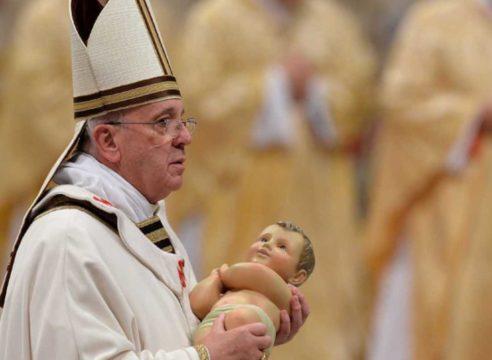 3 actitudes de todo cristiano para esta Navidad, según el Papa Francisco