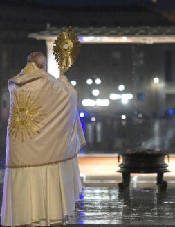 Urbi et Orbi, ver en vivo la bendición de Navidad 2020 del Papa Francisco