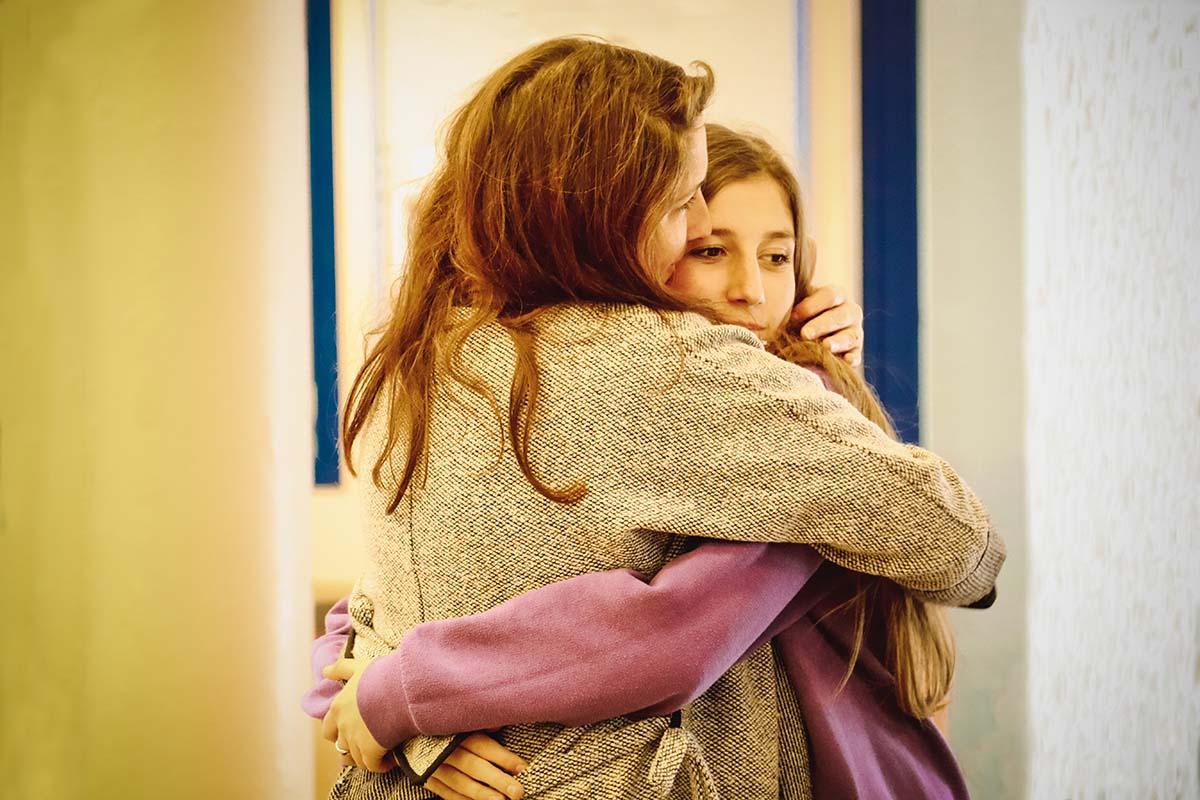 El perdón es un valor que se puede practicar en familia. Foto: Cathopic.