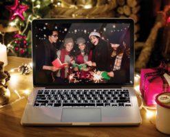 Posadas navideñas 2020: ¿cómo organizar una posada virtual?