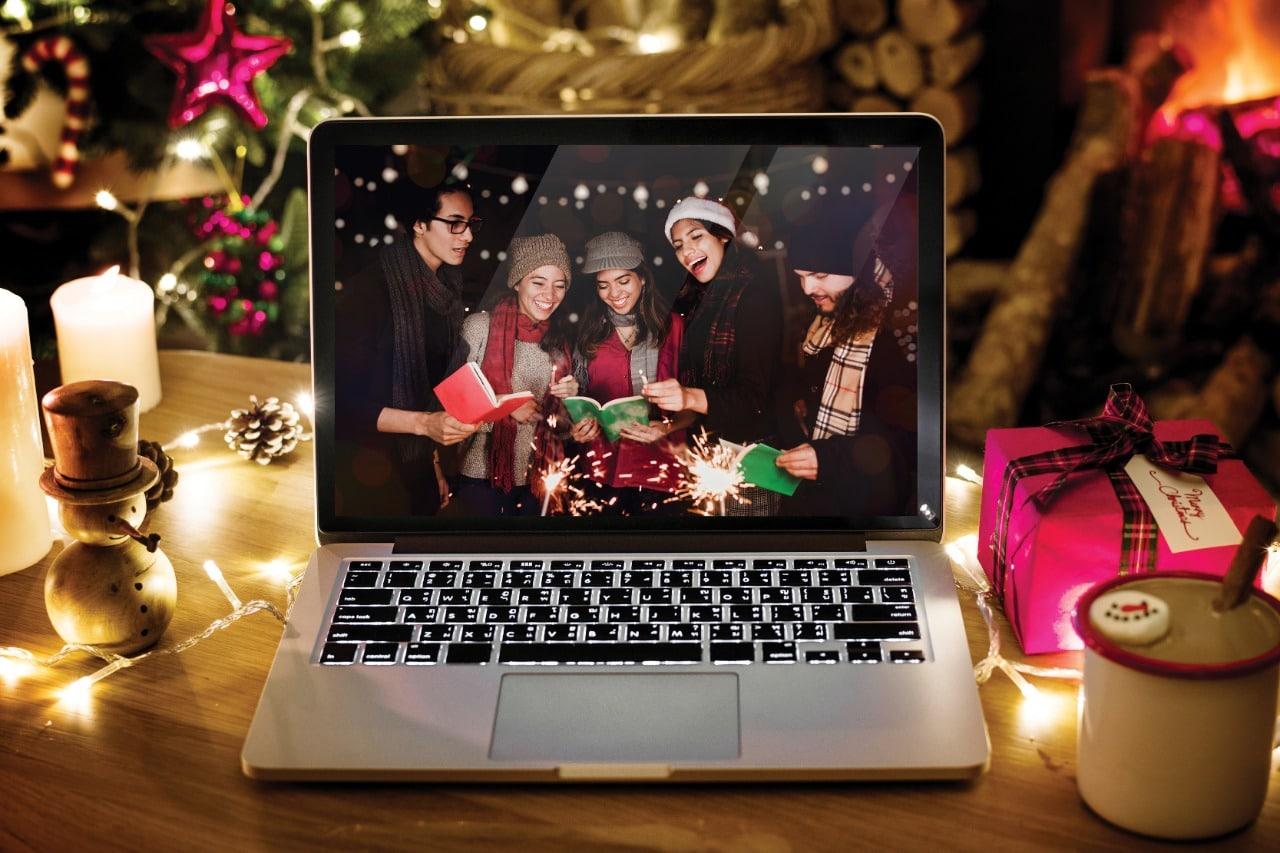 Posada navideña virtual