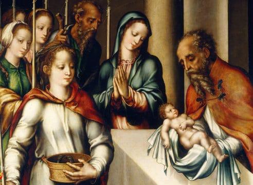 Lo cotidiano en la infancia de Jesús