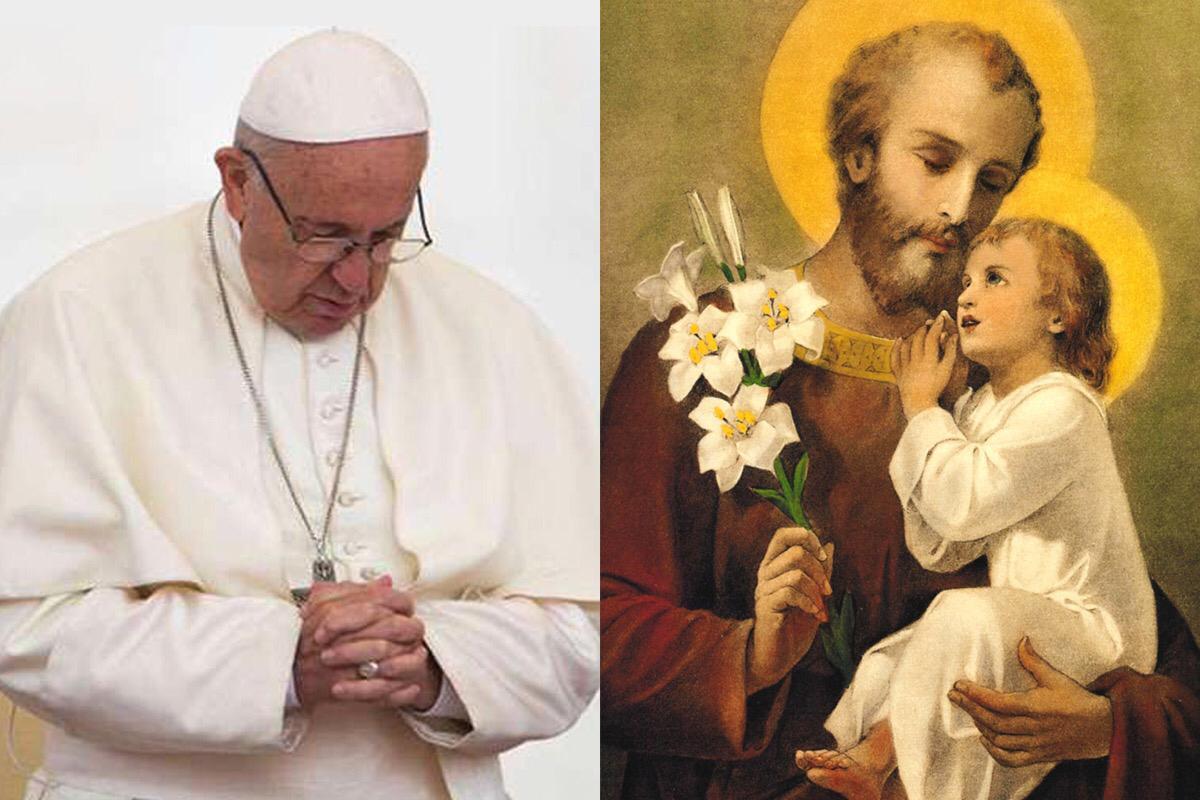 El Papa Francisco ha declarado un Año de san José.