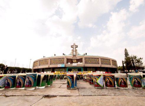 Participa de la 1era Peregrinación virtual de 2021 a Basílica de Guadalupe