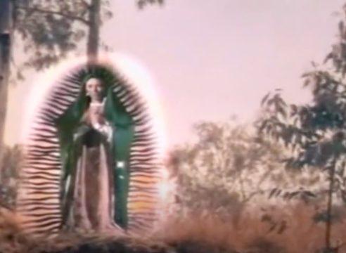 Ella es la actriz detrás de la Virgen de Guadalupe en esta película clásica