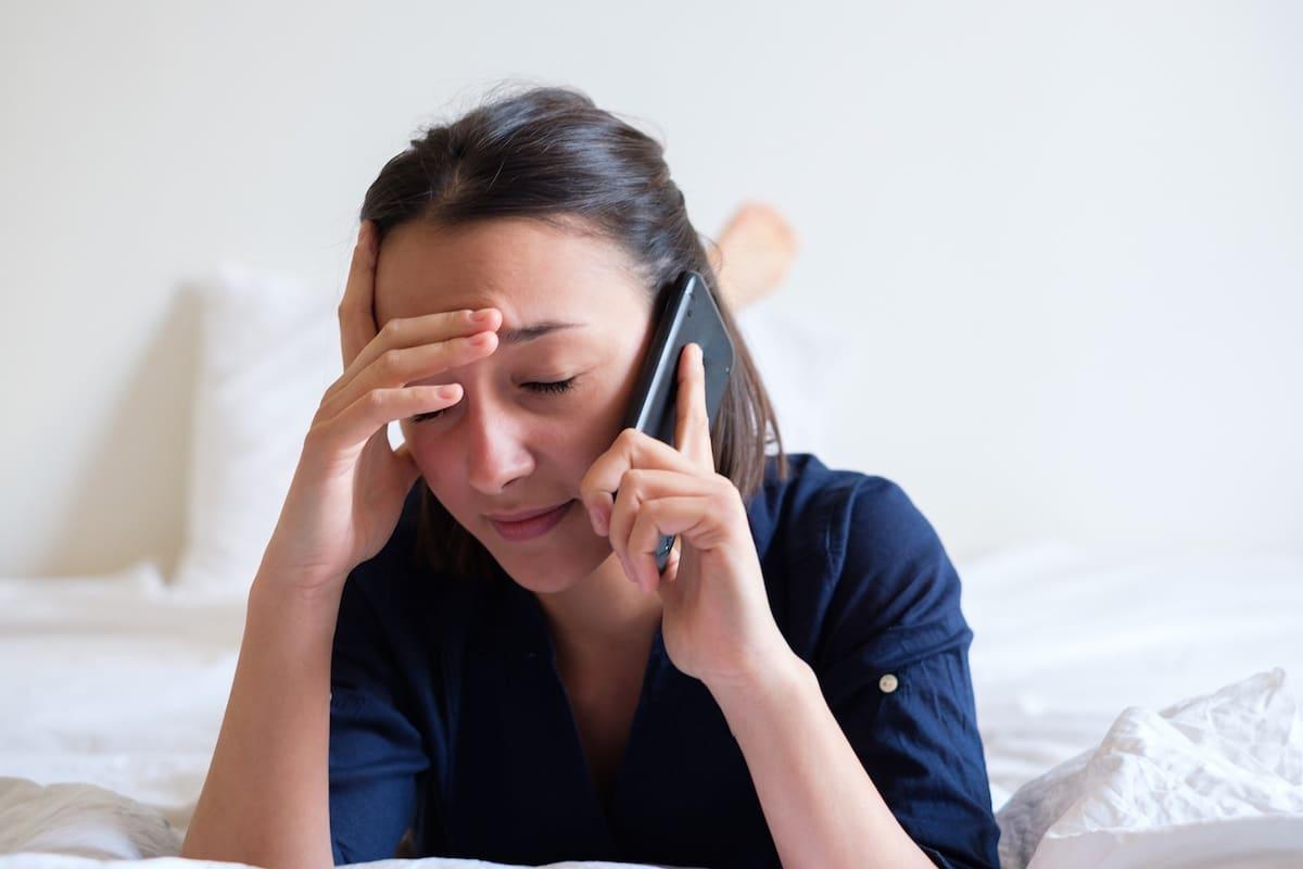 Aumentan las llamadas de adolescentes y jóvenes con problemas emocionales. Foto: Shutterstock