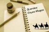 Carta a los Reyes Magos, esto es lo que les pedimos para 2021