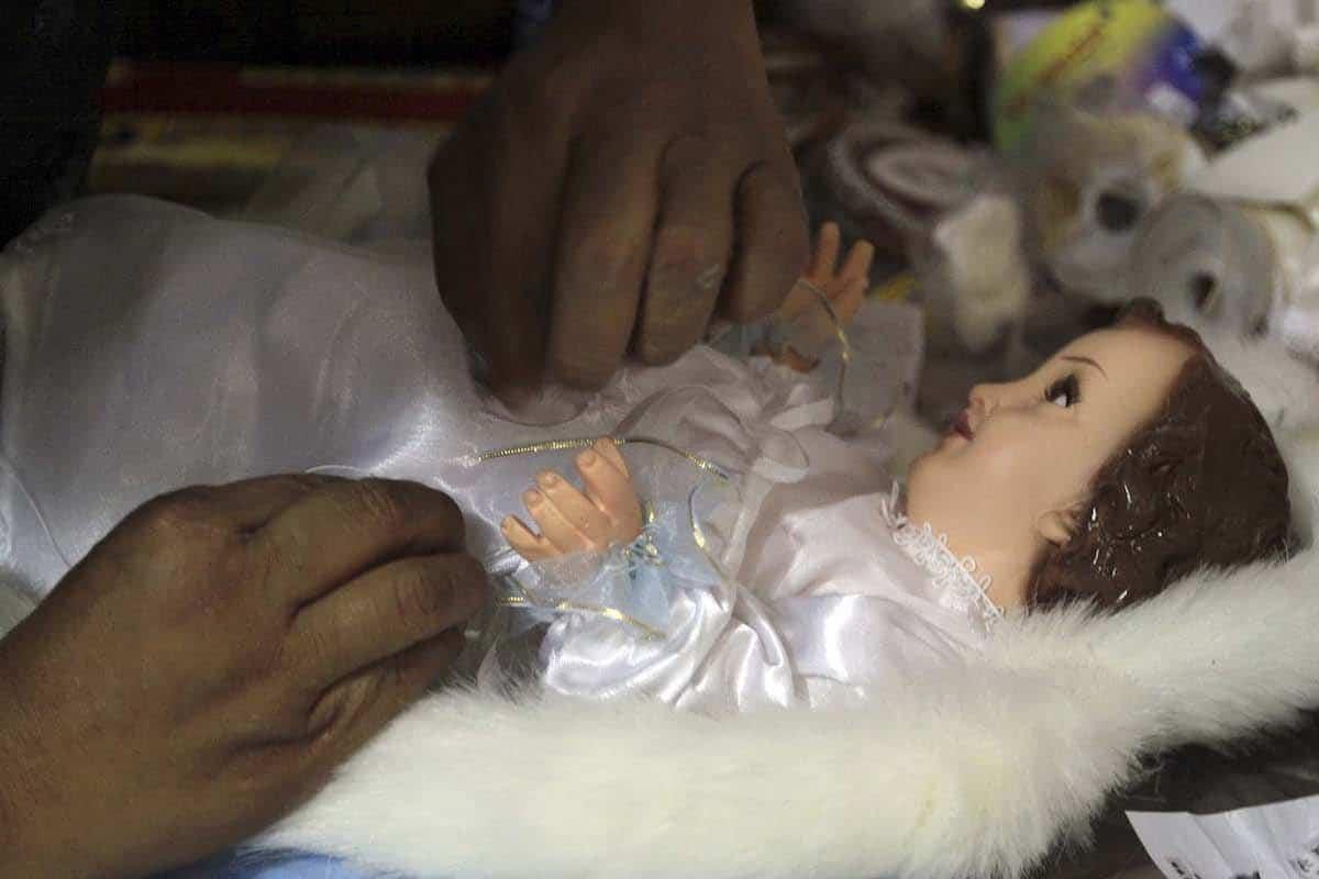 El Día de la Candelaria se recuerda la Presentación del Niño Dios al templo.