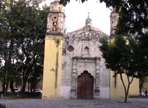 Conoce los símbolos ocultos de las 4 iglesias más antiguas de México