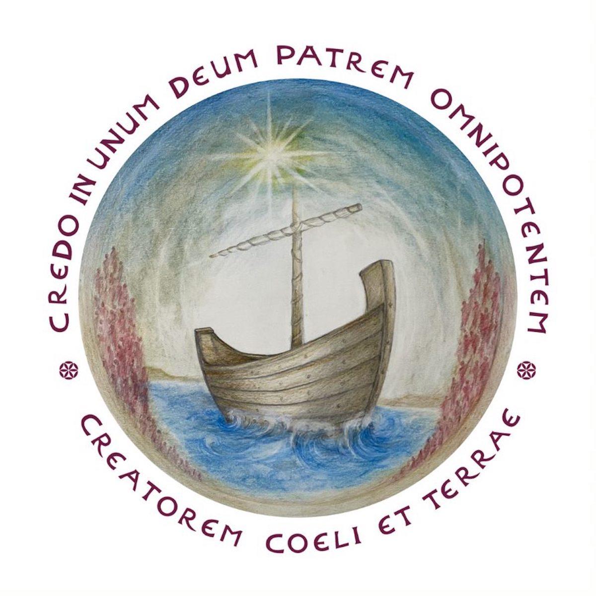 Logotipo de la Peregrinación por Tierra Santa