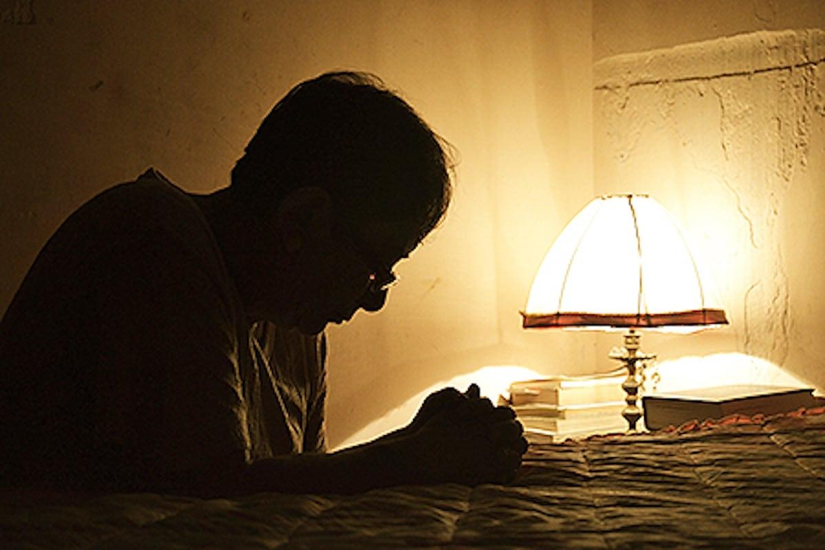 Oraciones para dormir y conciliar el sueño.